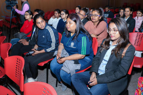 Guest Lecture by Dr. Tabeenah Anjum Qureshi